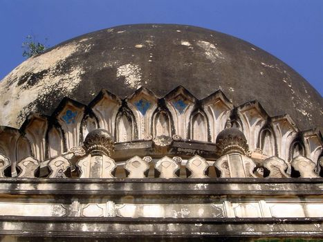 Peninsular India: Hyderabad: Qutb Shahi Tombs picture 12