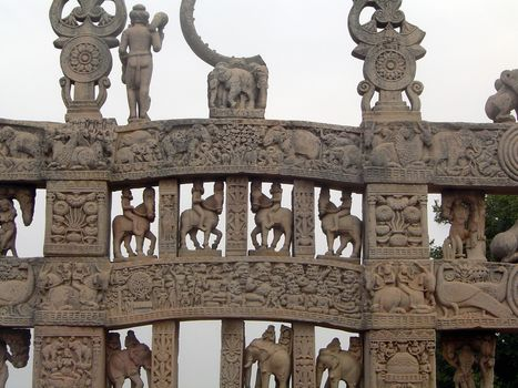 Peninsular India: Sanchi picture 6