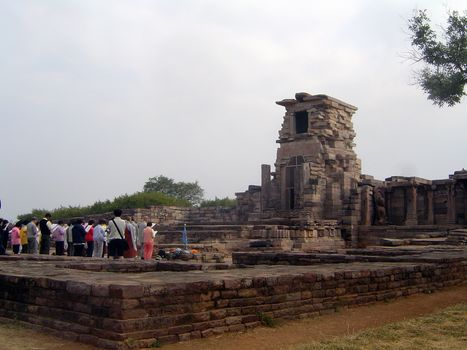 Peninsular India: Sanchi picture 30