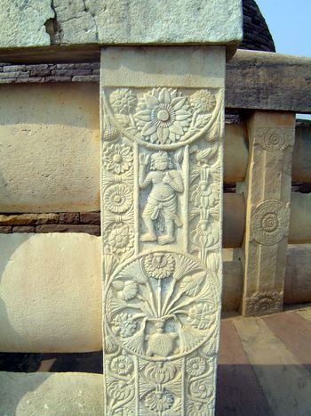 Peninsular India: Sanchi picture 27