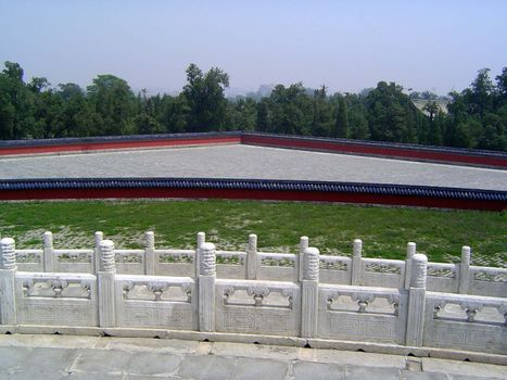 China: Beijing: Temple of Heaven  picture 2