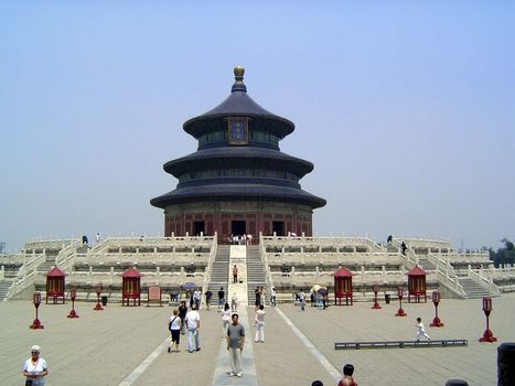 China: Beijing: Temple of Heaven