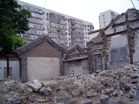 China: Beijing: Hutong, Siheyuan, and Highrises picture 25