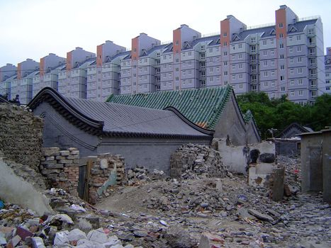 China: Beijing: Hutong, Siheyuan, and Highrises picture 28