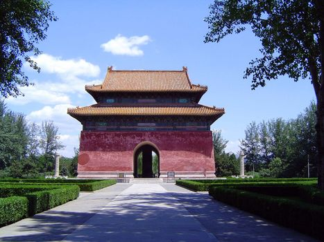 China: Beijing: Ming Tombs picture 2