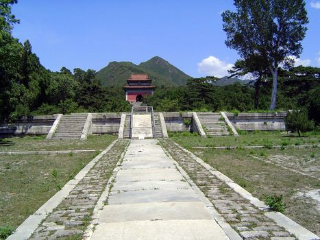 China: Beijing: Ming Tombs picture 11