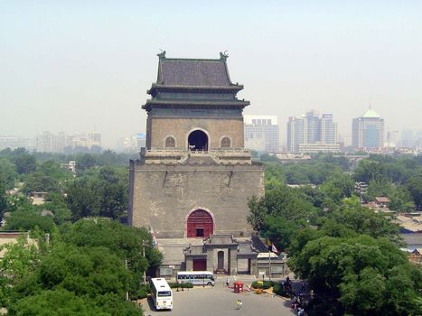 China: The Grand Axis of Imperial Beijing