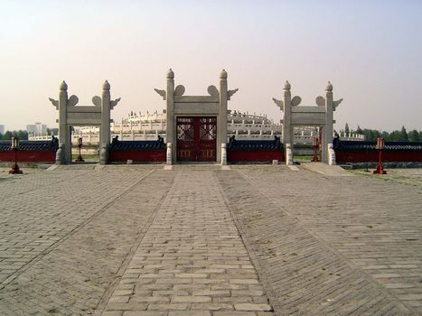 China: Beijing: Temple of Heaven  picture 1