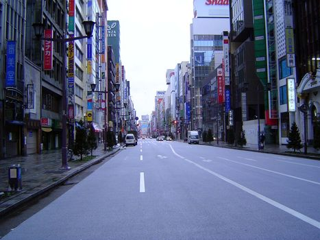 Japan: Tokyo: Ginza picture 4