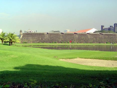 The Philippines: Manila: Intramuros
