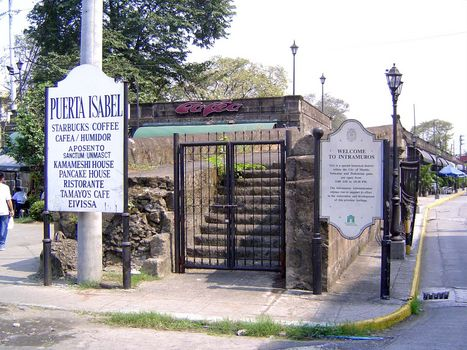 The Philippines: Manila: Intramuros picture 6
