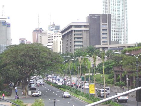 The Philippines: Manila: Makati, Ortigas, Global City picture 2