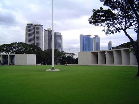 The Philippines: Manila: South and American Cemeteries picture 8
