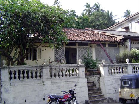 Sri Lanka: Kandy: Traditional Houses picture 3
