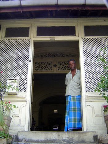 Sri Lanka: Kandy: Traditional Houses picture 5