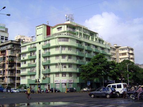 Peninsular India: Mumbai Deco picture 6