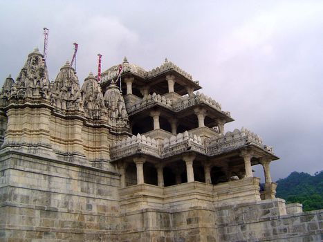 Peninsular India: Ranakpur picture 2