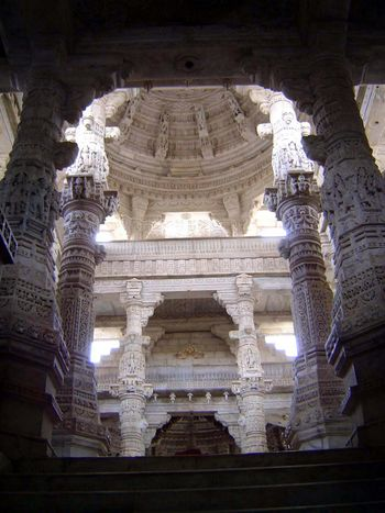 Peninsular India: Ranakpur picture 6