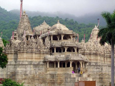 Peninsular India: Ranakpur picture 1