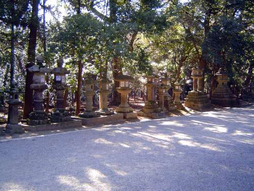 Japan: Nara: Shrines & Temples picture 2
