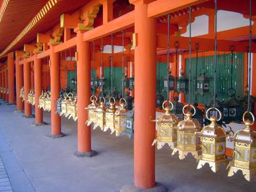 Japan: Nara: Shrines & Temples picture 9