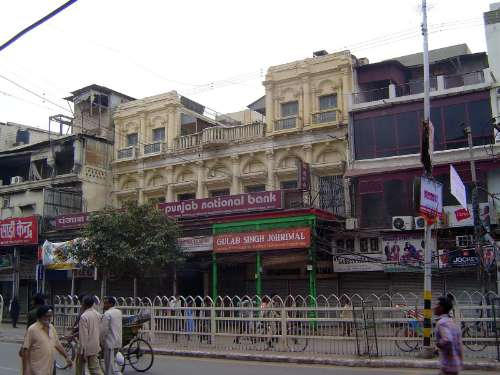 Northern India: Old Delhi (Shahjahanabad) picture 6