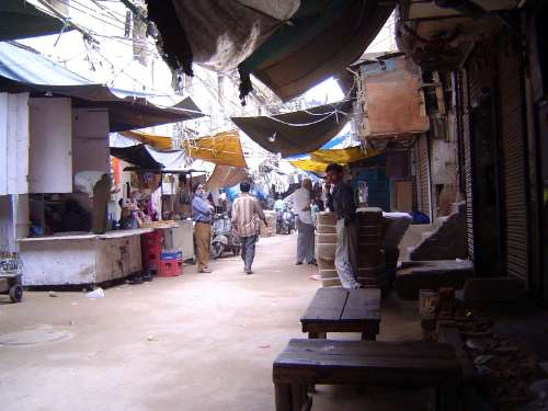Northern India: Old Delhi (Shahjahanabad) picture 9