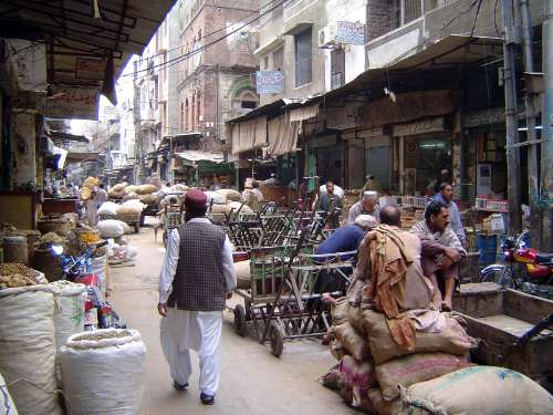 Pakistan: Lahore: the Old City picture 19