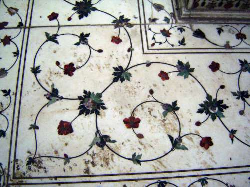 Pakistan: Jahangir's Tomb picture 17