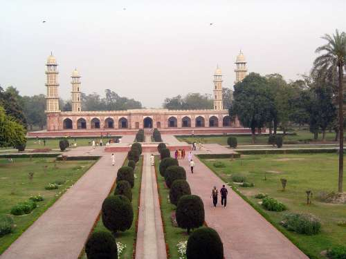 Pakistan: Jahangir's Tomb picture 12