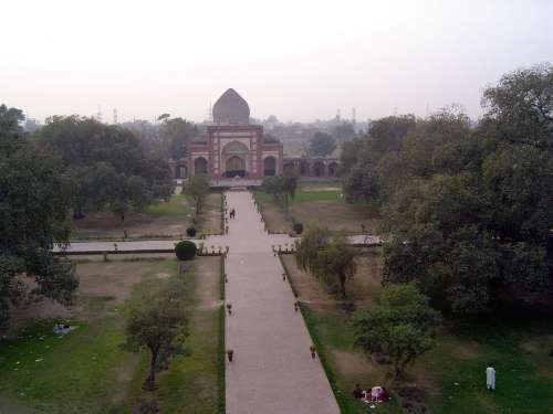 Pakistan: Jahangir's Tomb picture 11