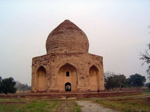 Pakistan: Jahangir's Tomb picture 2