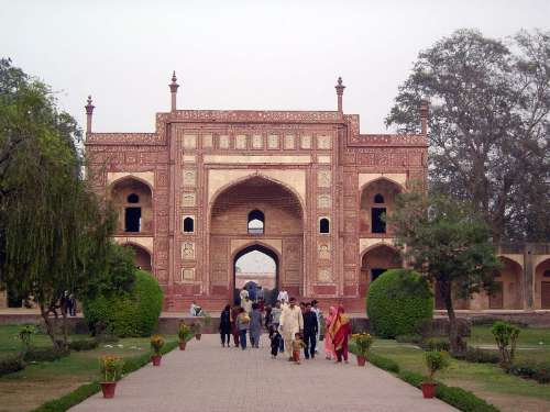Pakistan: Jahangir's Tomb picture 9