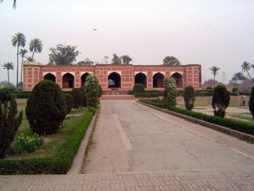 Pakistan: Jahangir's Tomb picture 28