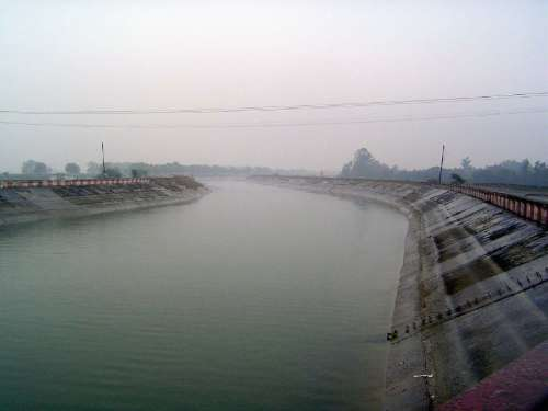 India Themes: Irrigation 4: the Ganges Canal and Haridwar picture 11