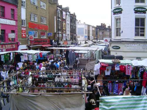 The United Kingdom: London 9: East End picture 1