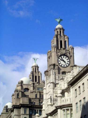 The United Kingdom: Liverpool