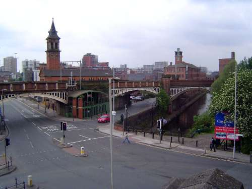 The United Kingdom: Manchester