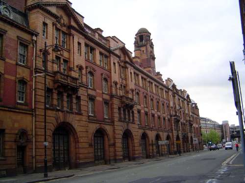 The United Kingdom: Manchester picture 37