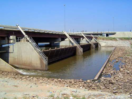 Oklahoma: Oklahoma City: Water, Rail, Road