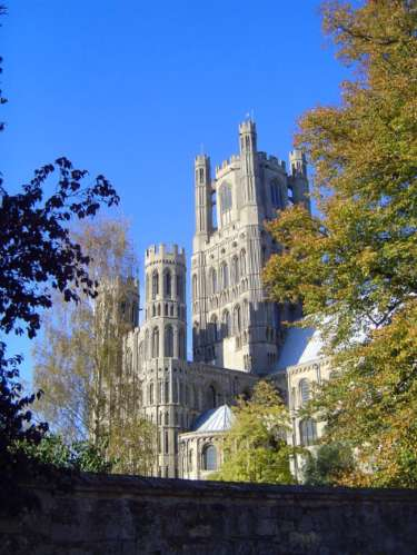 The United Kingdom: Ely Cathedral and St. Andrew's, Isleham picture 3