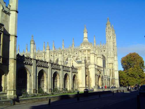 The United Kingdom: Cambridge: Antique and Modern picture 19