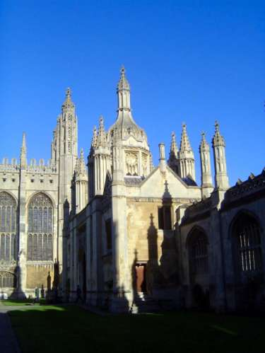The United Kingdom: Cambridge: Antique and Modern picture 20