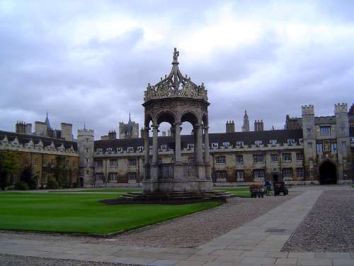 The United Kingdom: Cambridge: Antique and Modern picture 34