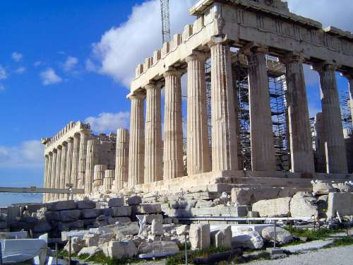 Greece: The Acropolis picture 17