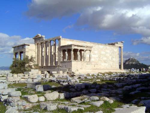 Greece: The Acropolis picture 18