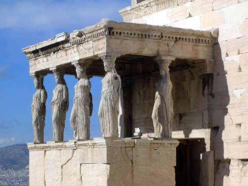 Greece: The Acropolis picture 24