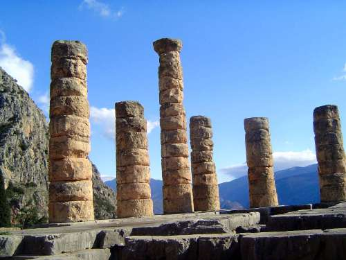 Greece: Delphi picture 9