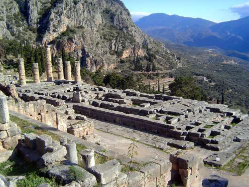 Greece: Delphi picture 10