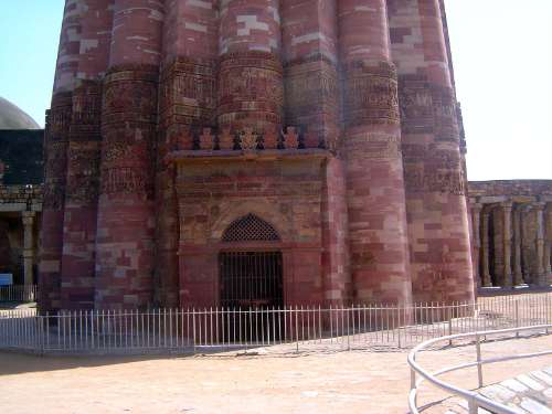 Northern India: Qutb Minar